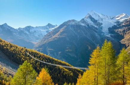 Et si vous réinventiez vos vacances? – épisode 3 : la Suisse