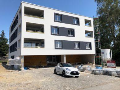 PORTES OUVERTES Appartements neufs à louer à Ecublens FR